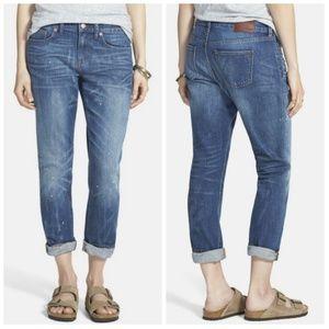 Madewell Slim Boyjean Jeans